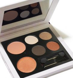 Advanced Mineral Makeup Color Palettes (Color Palettes: Day)