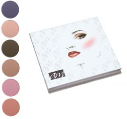 Advanced Mineral Makeup Color Palettes (Color Palettes: Night)